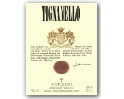 Tignanello  1986er 