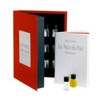 Le Nez du Vin, Fehlaromen (12 Aromen)