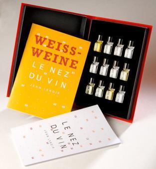 Le Nez du Vin, Weissweine  (12 Aromen)