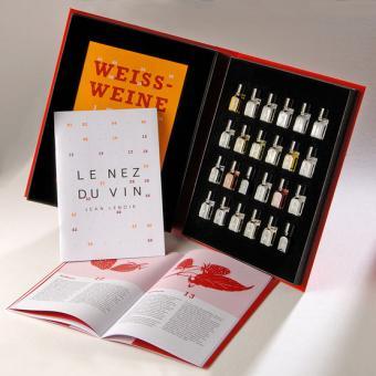 Le Nez du Vin, Set Rot- & Weißweine  (24 Aromen)
