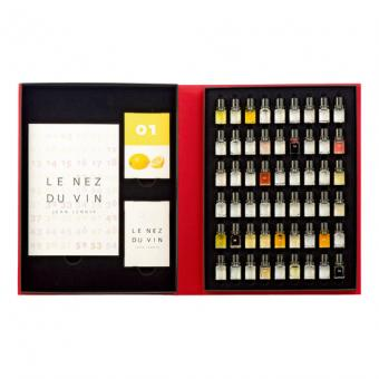 Le Nez du Vin, Großes Modell (54 Aromen)