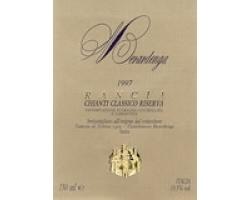 Felsina Chianti Classico Riserva DOCG Rancia 1998er