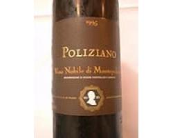 Vino Nobile di Montepulciano 2005er